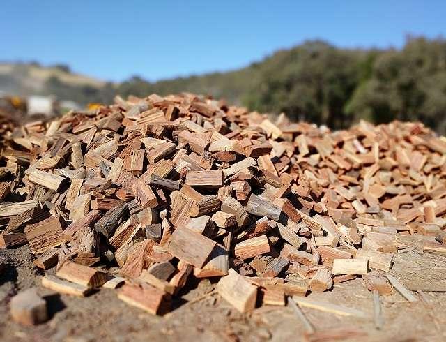 lumberjacks ironbark firewood
